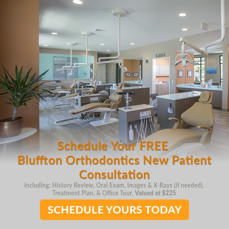 new patient consultation bluffton orthodontics
